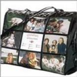 Black Photo Brag Bag