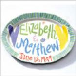 Ceramic Wedding Platter