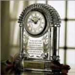 Crystal Anniversary And Wedding Clocks