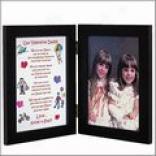 Daddy Valentine Print & Frame