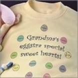 Eggstra Special Sweatshirt - White