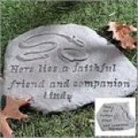 Faithful Friend Memorial Syones