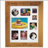 Family Wooden Photo Collage Frame - White Mat