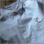 Fishing Denim Shirt