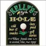 Golf Sports Plaque