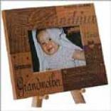 Grandma Wooden Frame