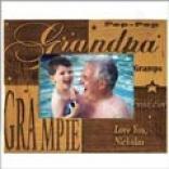 Grandpa Wooden Frame