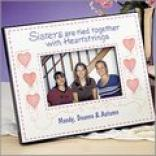 Heartstrings Frame - Choose Sisters Oe Friends Design