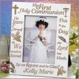 My Confirmation Day White Frame - 5x7