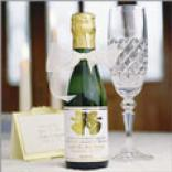 Non-alxoholic Mini Champagne Bottle Favors