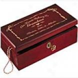Our Hearts Belong To Keepsake Box