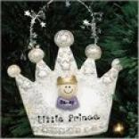 Royal Family Ornament - Prince