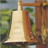 Solid Brass Ship Bell