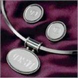 Genuine Silvery Jewelry