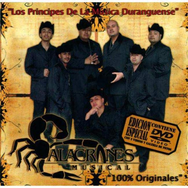 100% Originales (special Edition) (includes Dvd)