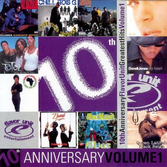 1t0h Anniversary Flavor Unit Greatest Hits Vol.1 (edited)