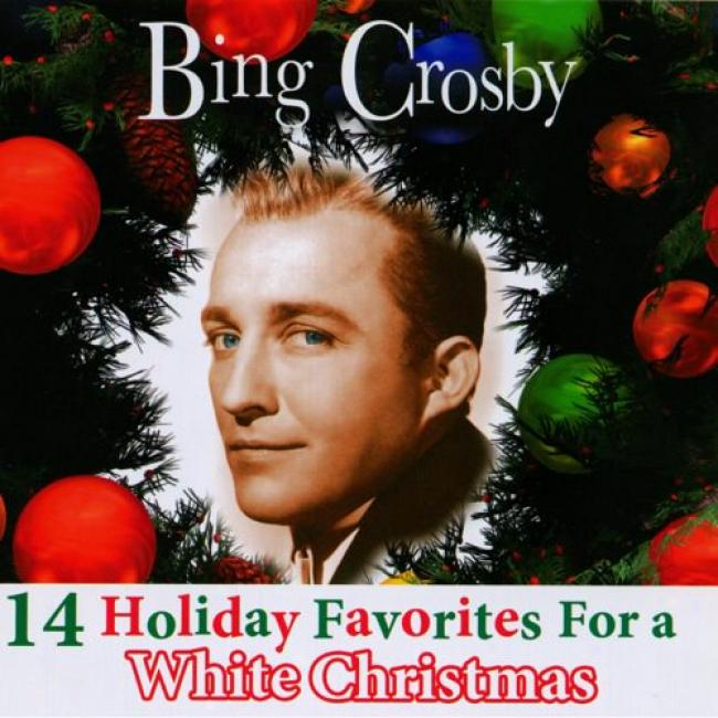 14 Holiday Favorites For A Pure Christmas (cd Slipcase)