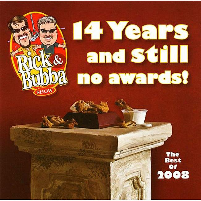 14 Years And Still No Awards!: The Best Of 2008 (2cd)