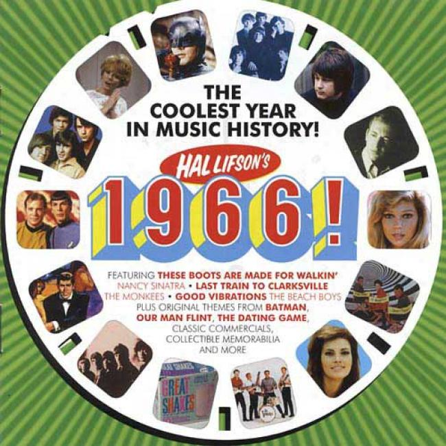 1966!: The Coolest Year In Pop Musjc Account, Vol.1
