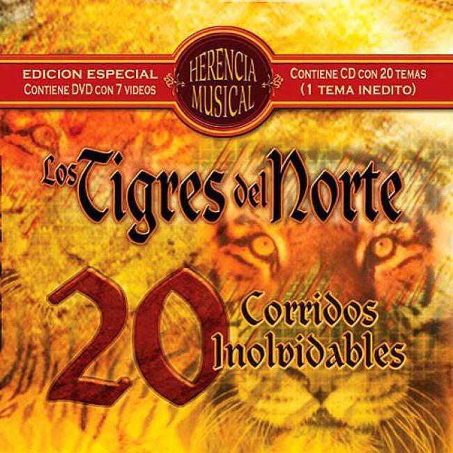 20 Corrdos Inolvidables (edicion Especial) (2cd)