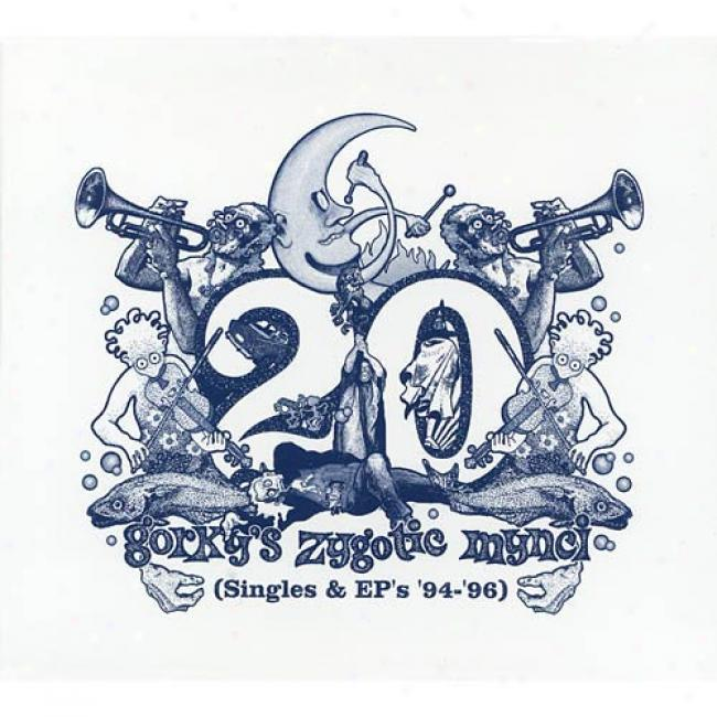 20: Singles & Ep's '94-'96 (cd Slipcase) (remaster)