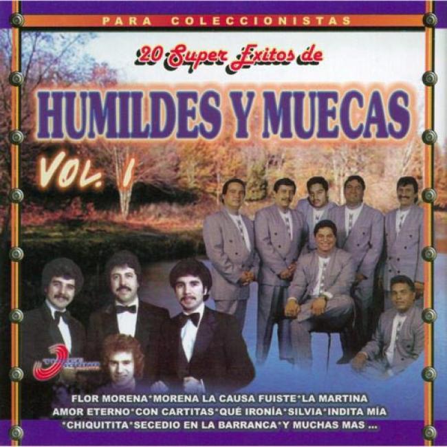 20 Super Exitos De Humildes Y Muecas, Vol. 1 (remaster)