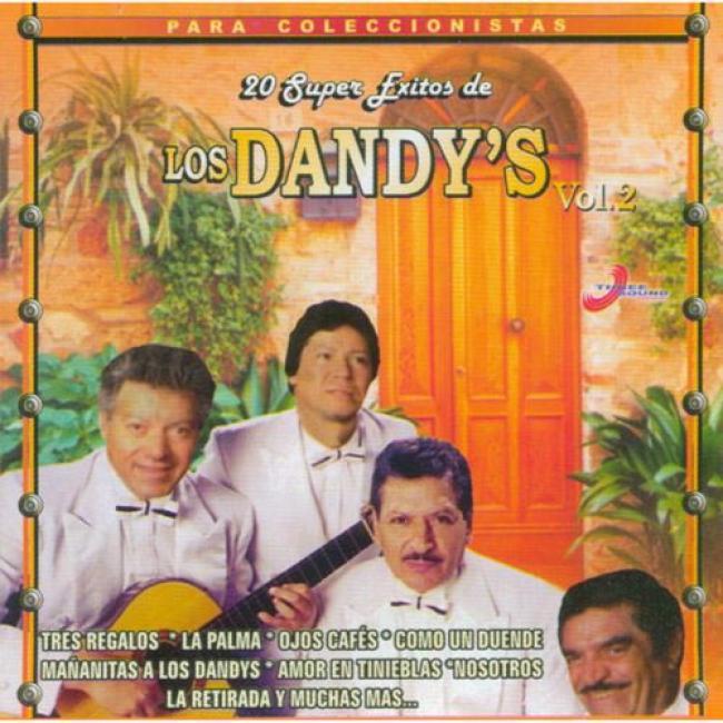 20 Super Exitos De Los Dandys, Vol.2 (remaster)