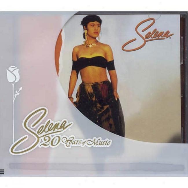 20 Years Of Music: Selena (limited Edition) (cd Slipcase) (remaster)