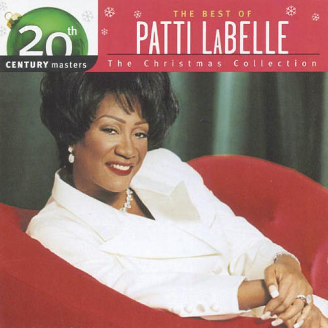 20th Century Masters: The Christmas Collection - The Best Of Patti Labelle (remaster)