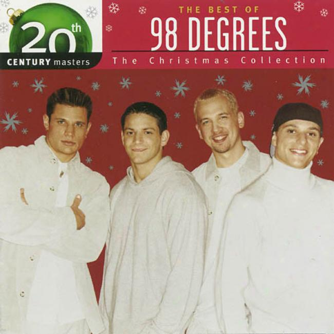 20th Century Masters: The Christmas Collection - The Best Of 98 Degrees