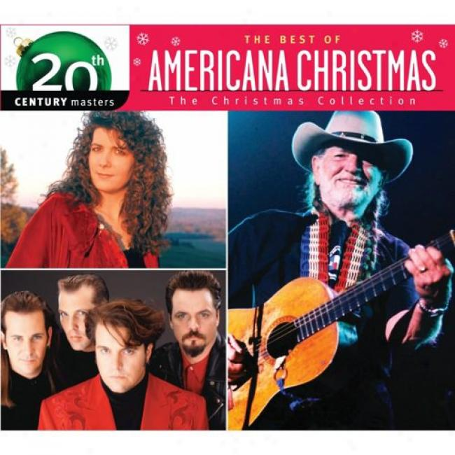 20th Century Masters: The Christmas Collection - The Best Of Americana Christmas (with Biodegradable Cd Case) (remaster)