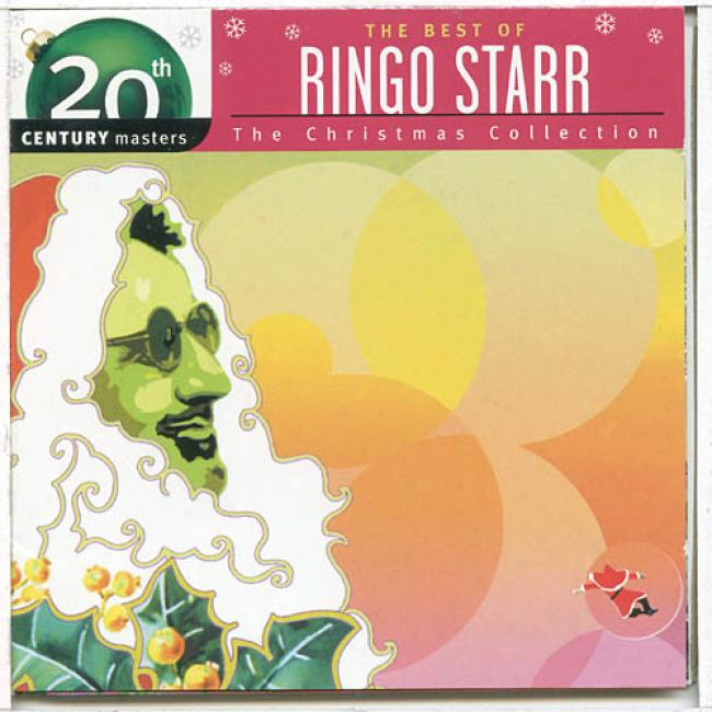 20th Century Masters: The Christmas Accumulation - The Best Of Ringo Starr