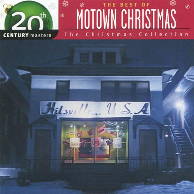20th Century Masters: The Christmas Collection - The Best Of Motown Christmas (remaster)