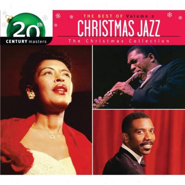 20th Century Masters: The Christmas Collection - The Best Of Christmas Jazz, Vol.2 (with Biodegrdable Cd Case)