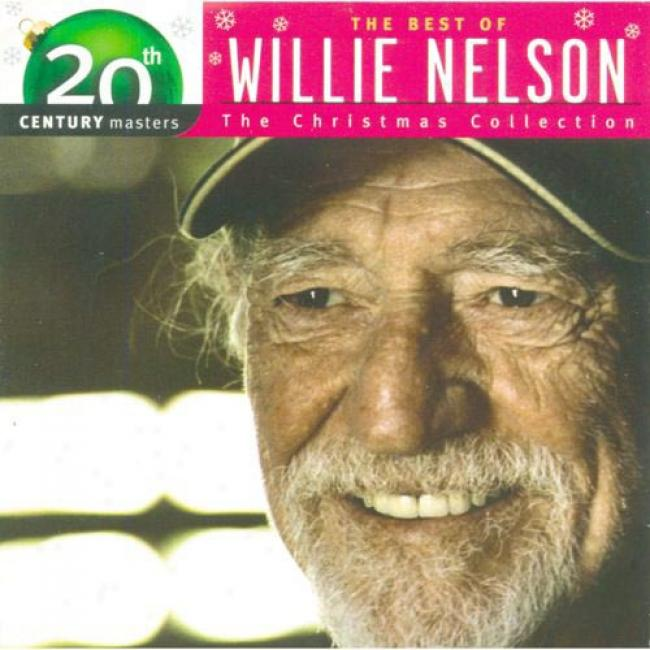 20th Century Masters: The Christmas Accumulation - The Best Of Willie Nelson