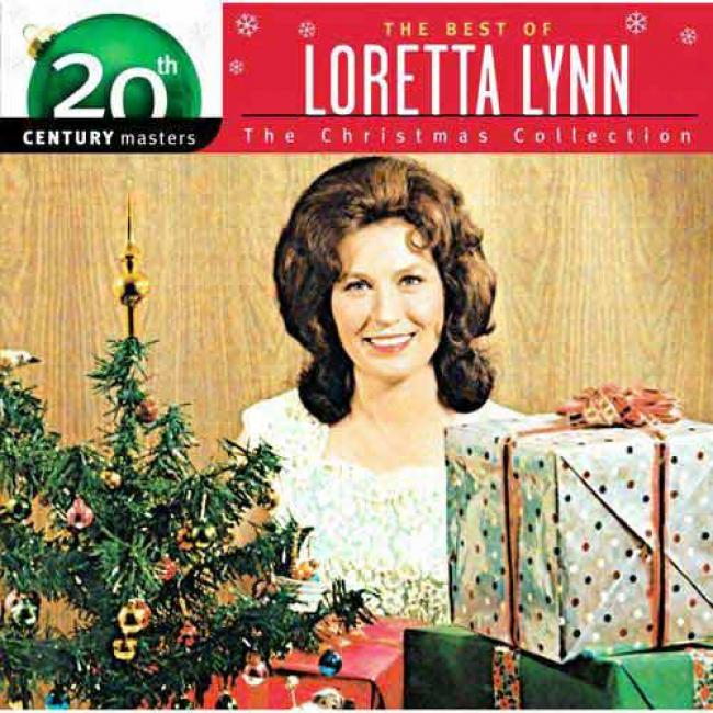 20th Century Masters: The Christmas Collcetion - The Best Of Loretta Lynn (remaster)