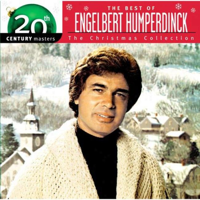 20th Century Masters: The Chrustmas Collection - The Best Of Engelbert Humperdinck