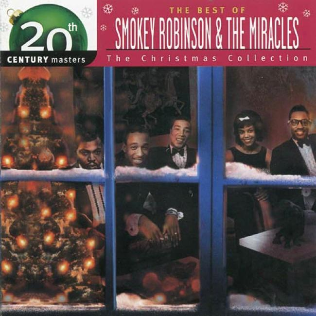 20th Century Masters: The Christmas Collection - The Best Of Smokey Robinson & The Miracles (remaster)