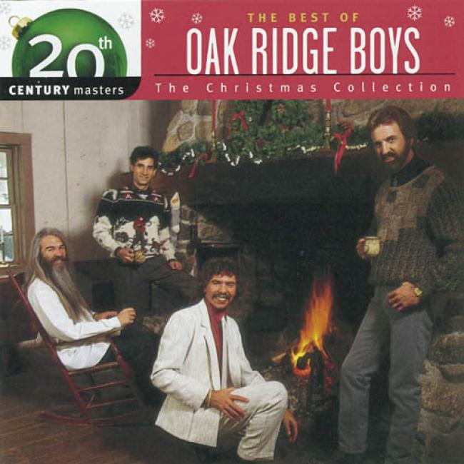 20th Century Masters: The Christmas Collection - The Best Of Oak Rdge Boys