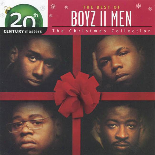 20th Century Masters: The Christmas Collection - The Best Of Boyz Ii Men