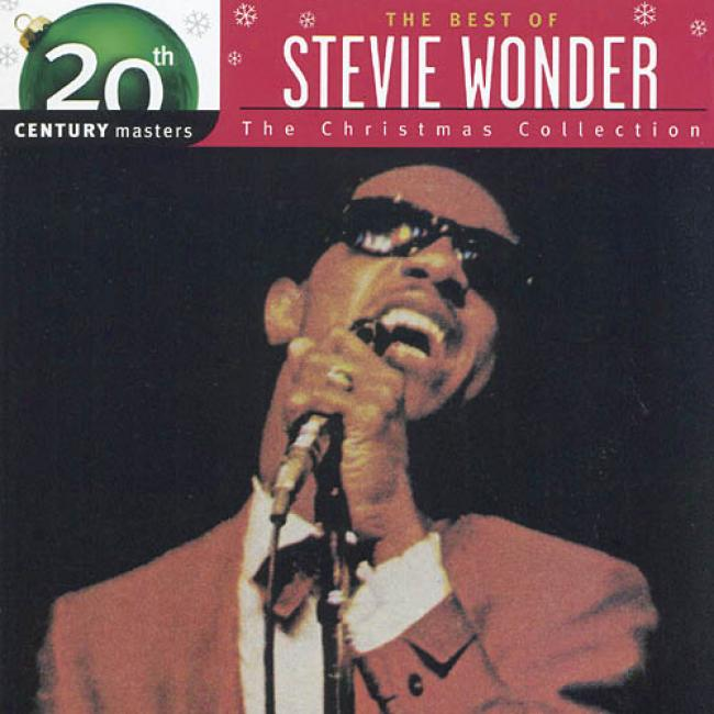 20th Century Masters: The Christmas Collection - The Best Of Stevie Wonder (remaster)