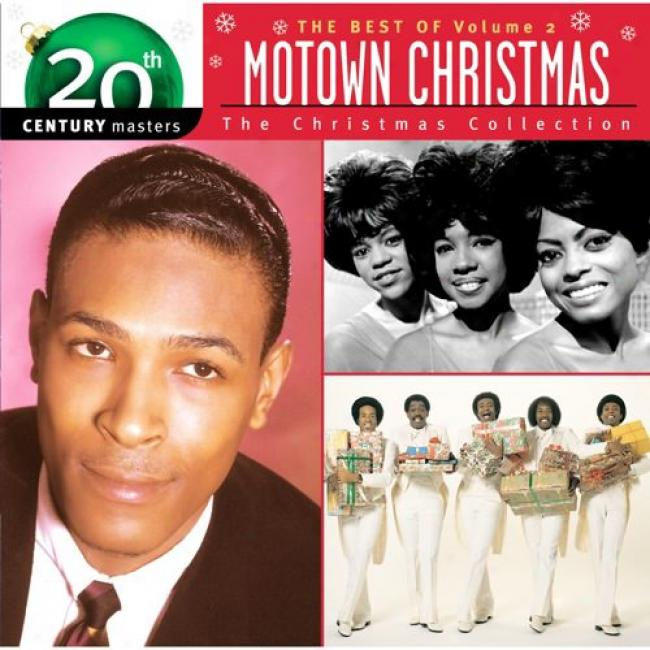 20th Centuru Masters: The Christmas Collection - The Best Of Motown Christmas, Vol.2