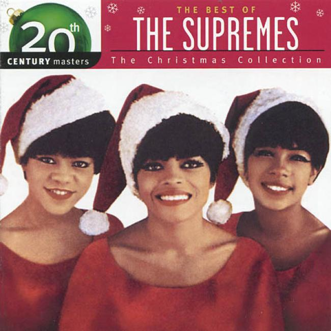 20th Century Masters: The Christmas Collection - The Best Of Teh Supremes (remaster)