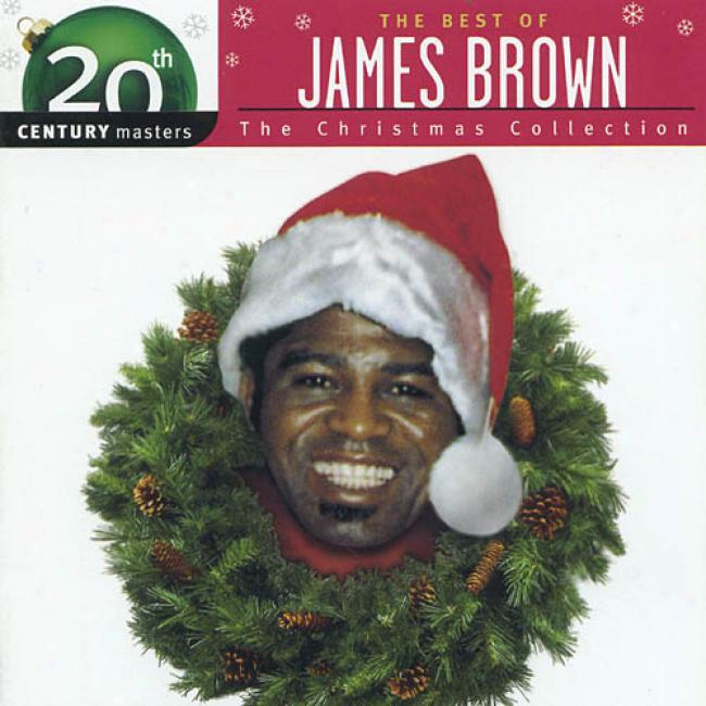 20th Century Masters :The Christmas Collection - The Best Of James Brown (remaster)