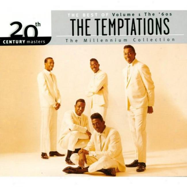 20th Century Masters: The Millenium Collection - The Best Of The Temptations (with Biodegradable Cd Case)