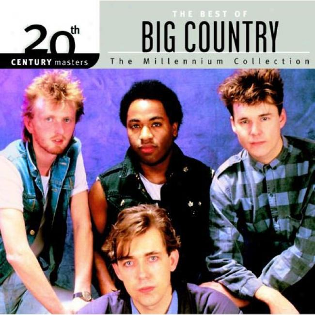 20th Century Masters: The Millennium Collection - The Best Of Big Country