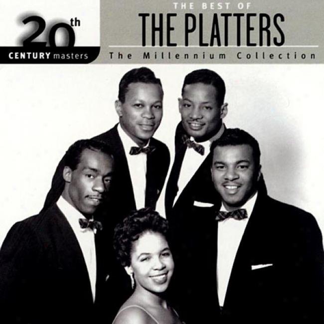 20th Century Masters: The Millennium Collection - The Best Of The Platters (remaster)