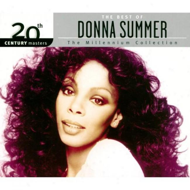 20th Century Masters: The Millennium Collection - The Best Of Donna Summer (with Biodegradable Cd Case)