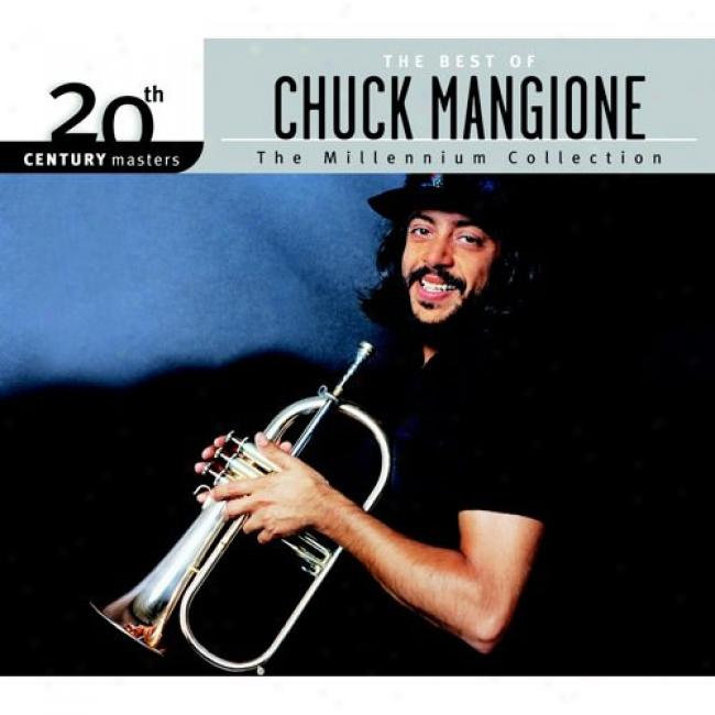 20th Century Masters: The Millennium Collection - The Best Of Chuck Mangione (with Biiodegradable Cd Case)