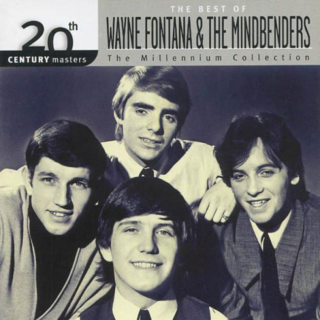 20th Century Masters: The Millennium Assemblage - The Best Of Wayne Fontana & The Mindbenders